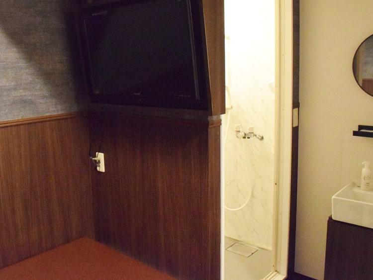 レンタルルーム2階