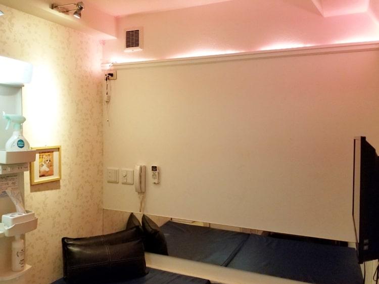 レンタルルーム4階